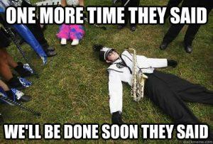 dead marcher