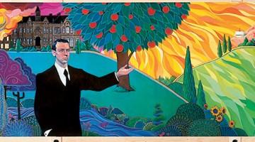 byu mural alfred kelly
