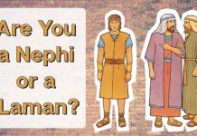 Laman or Nephi