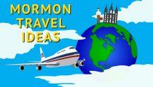 Mormon travel ideas