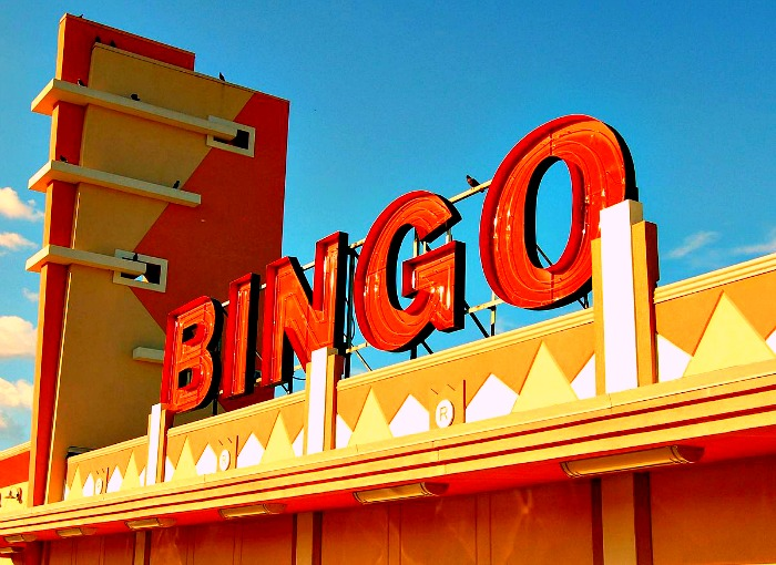 Large Bingo Sign