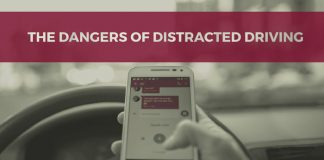 distracted driving dangers