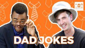 Dad Jokes 3 Mormons title graphic