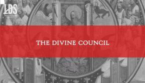 LDS Perspectives divine council title graphic