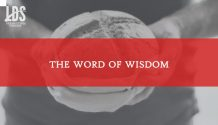 LDS Perspectives Word of Wisdom title graphic