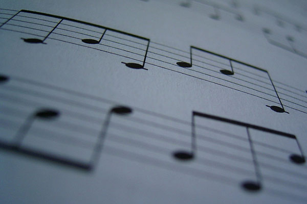 Children's sheet music