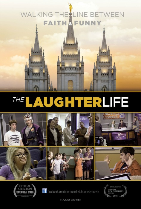 The Laughter Life documentary poster
