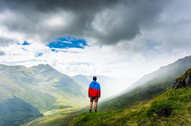 hiking gratitude