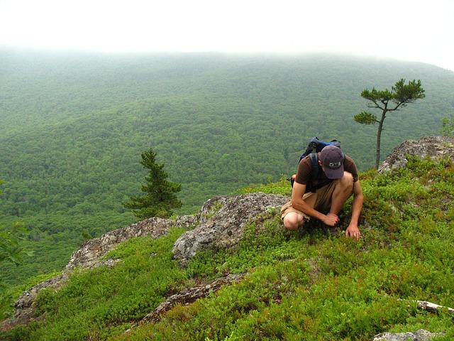 hiking humility