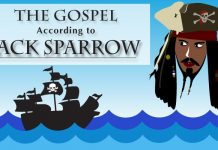 The Gospel according to Jack Sparrow