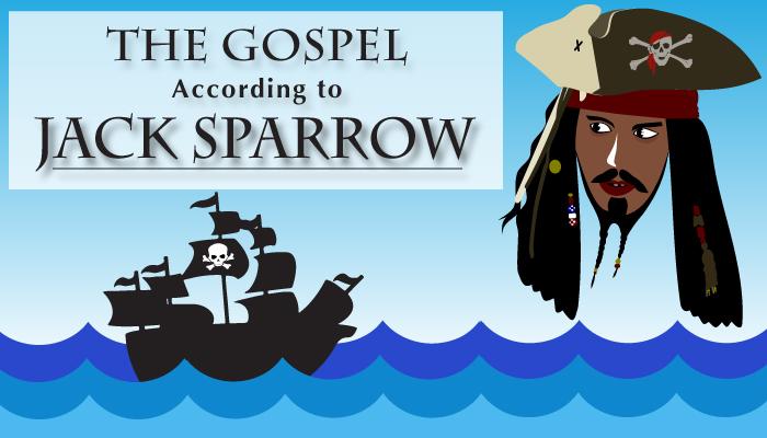 The Gospel according to Jack Sparrow