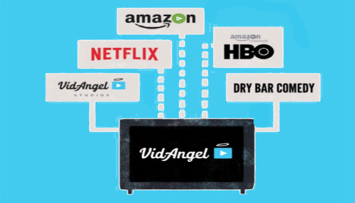 Streaming services with filtering