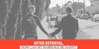 after betrayal happy marriage title graphic