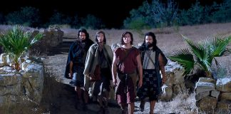 Book of Mormon videos nephi