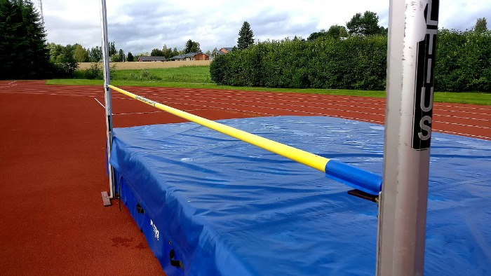 High Jump Bar and Pad