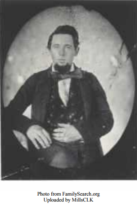 Portrait of Isaac Russell