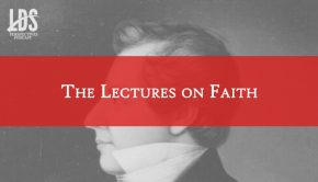 lds lectures on faith title graphic