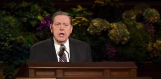 Elder Holland missionary story