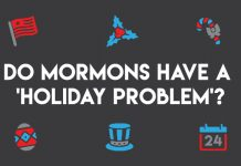 Mormons holiday problem title graphic