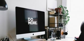 "A computer that says, ""Do More."""
