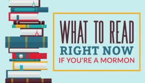 What to read Mormon title graphic
