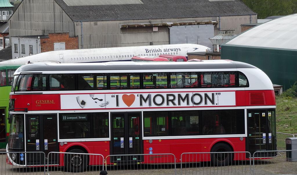 Mormon Ad Campaign