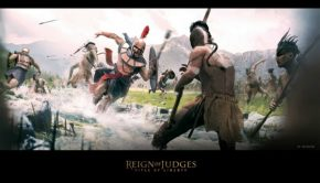 Reign of Judges movie ad