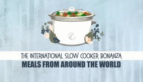 The International Slow Cooker Bonanza Meals From Around The World