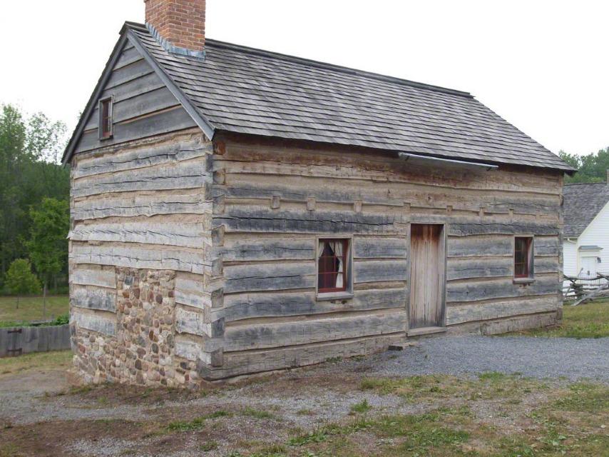 smith family cabin palmyra