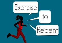 Exercise to Repent