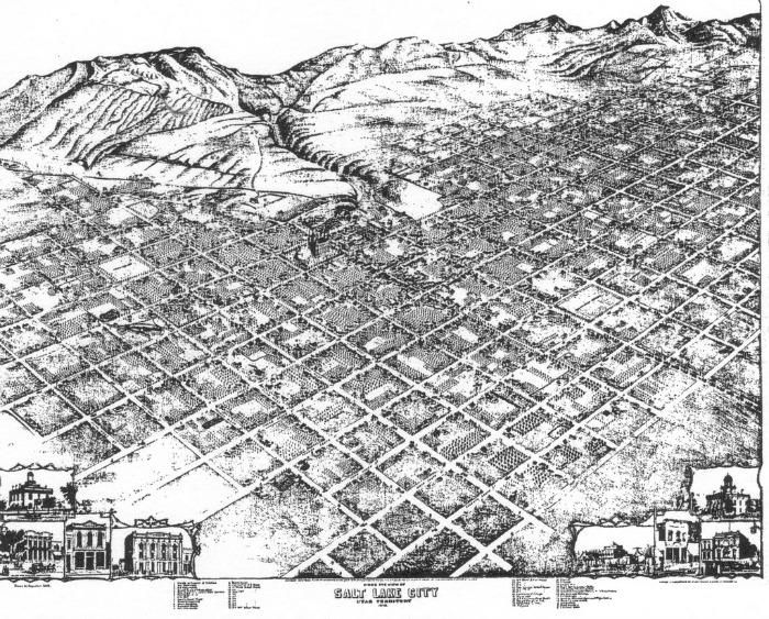 Grid system urbanism