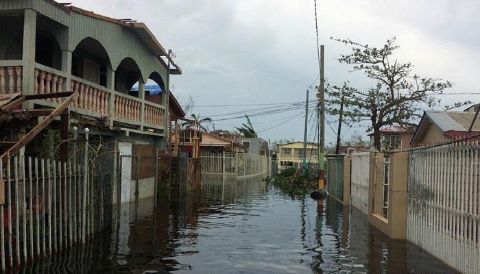 puerto rico hurricane floods