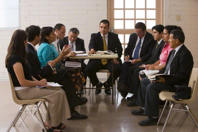 lds ward council meeting