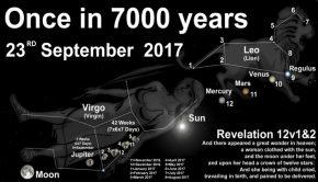 constellation Virgo revelation 12