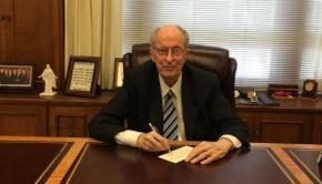 Robert D. Hales in office