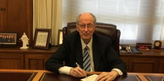 Robert D. Hales in office