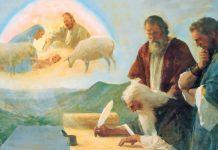 Prophecies of Isaiah art