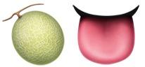 Series of emojis