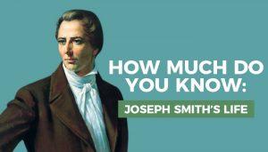 joseph smith quiz title graphic