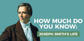 joseph smith quiz title graphic