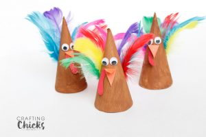 turkey cone craft