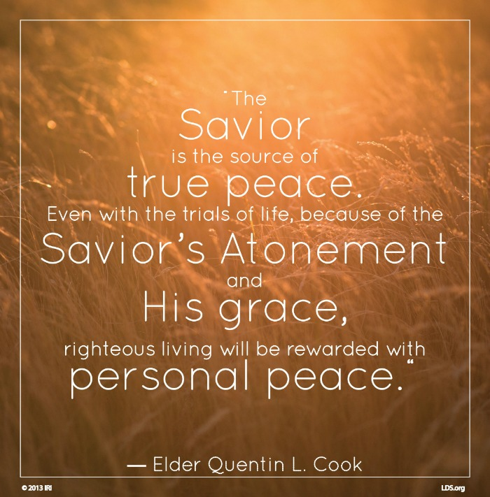 quote quentin l. cook the savior