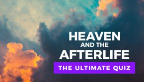 heaven and afterlife quiz image