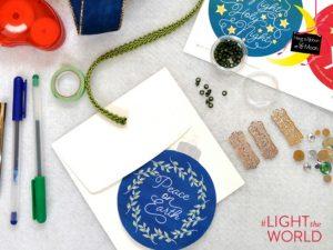 Light the World Christmas service kit