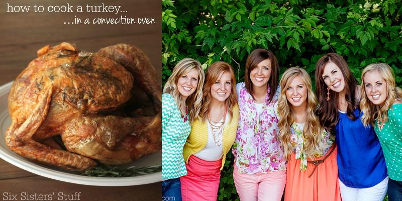 Six Sisters Turkey Recipe