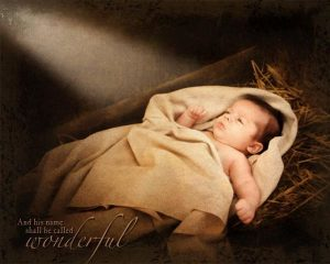 Baby Jesus by Scott Sumner And His Name Shall be Called Wonderful