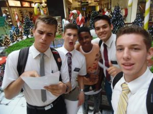 lds missionaries Christmas Dominican Republic