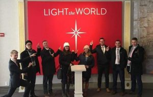 light the world lds missionaries