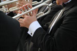 trumpet orchestra