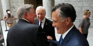 Romney and Hatch